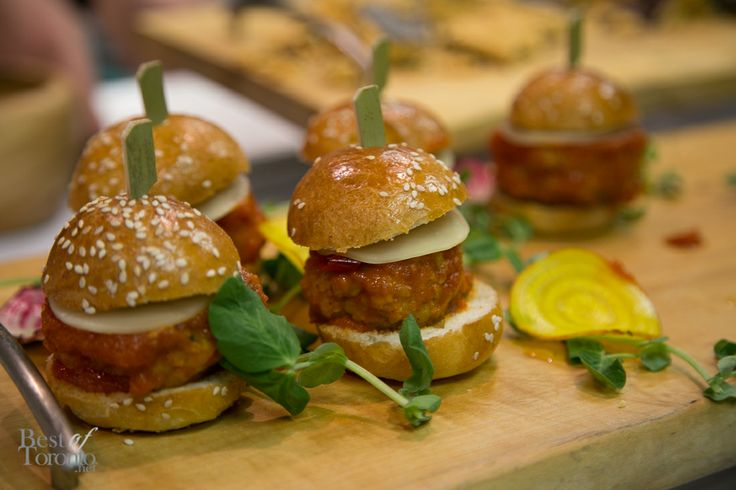 From our O&B Caters launch party.  Photo: Best of Toronto.  #Toronto #Catering #Toronto #Food #Wedding #TorontoWedding