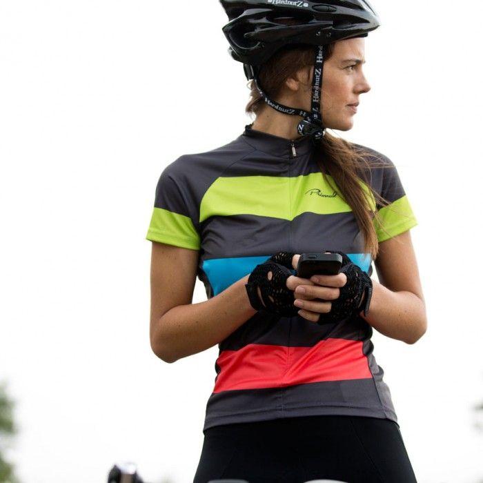 Primal Bold Women's Cycling Jersey