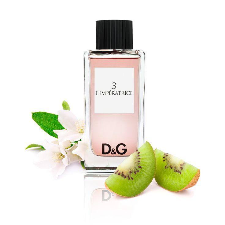 L´Imperatrice 3 - eau de toilette pentru femei de la Dolce & Gabbana