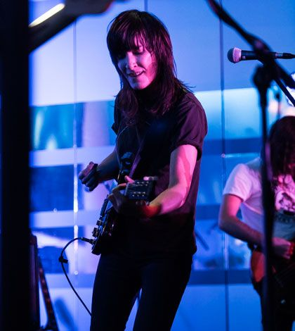 Wham Bam! Thank you, Ma'am!  At the Bowie Bar with Jen Cloher, Courtney Barnett & The Thin White Ukes