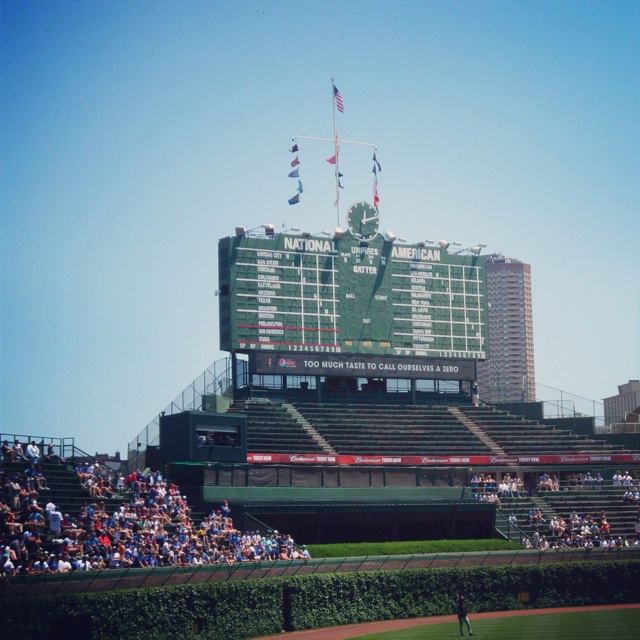 #Wrigley #Cubs #Chicago