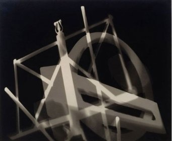Rayogrammes 1927  de Man Ray  Rayographie
