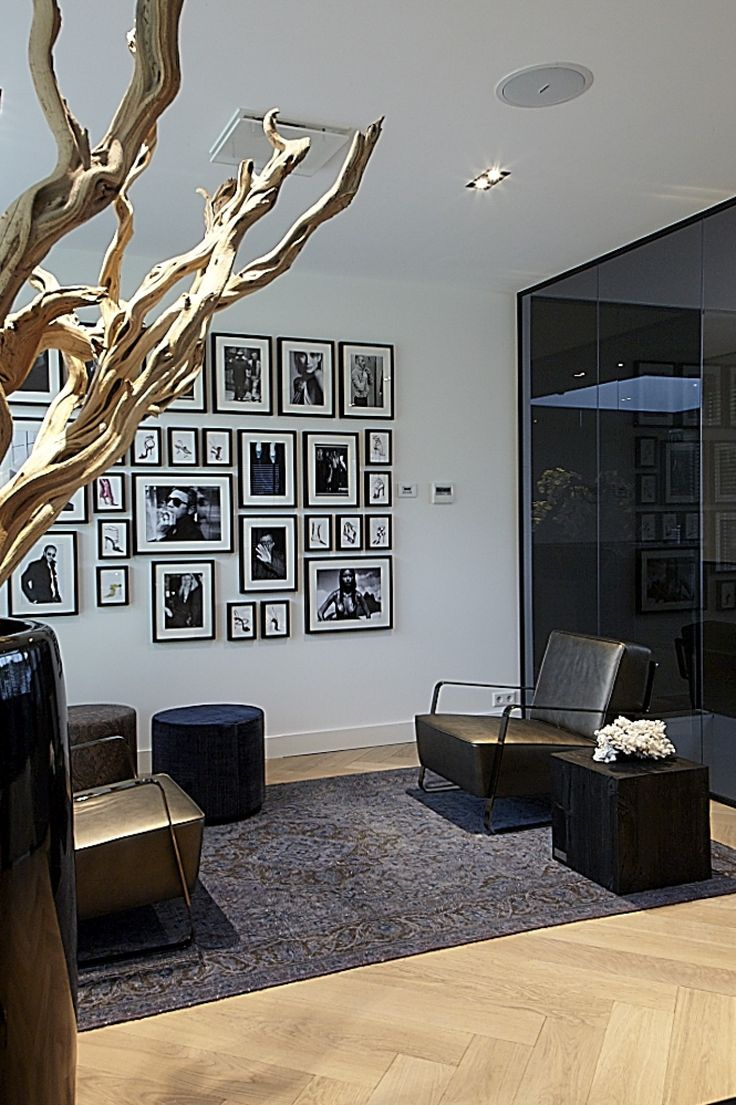 Living Room The Netherlands Head Office Metro Sneakers Eric Kuster Metropolitan Luxury