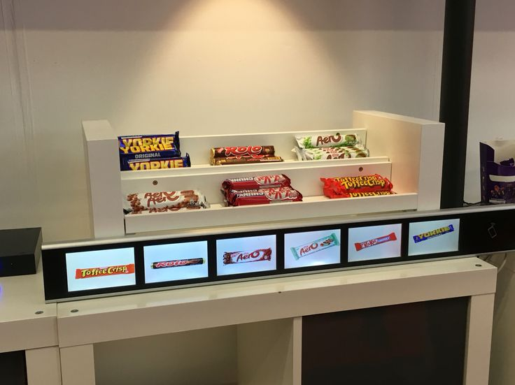 Our Digital Shelf Edge. A sweet example of how it can be used :)