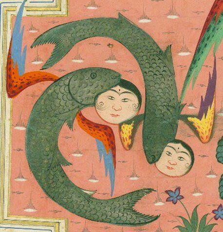 Sun & Moon in Pisces