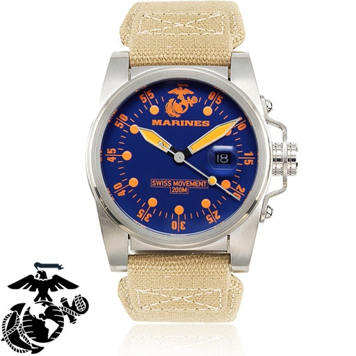 17 best images about usmc marines watches on pinterest armors watches and usmc for Marine watches