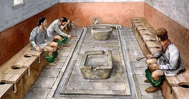 10 nagyon furcsa dolog, amit az ókori emberek csináltak