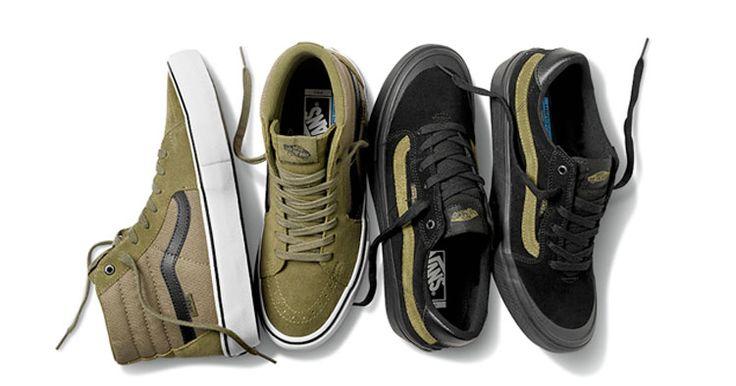 Vans - Dakota Roche Signature SK8-Hi Pro and Style 112 Pro Shoes!  DETAILS: http://bmxunion.com/daily/vans-dakota-roche-signature-style-112-pro-shoes/  #BMX #vans @vans #shoes #style #green #bike