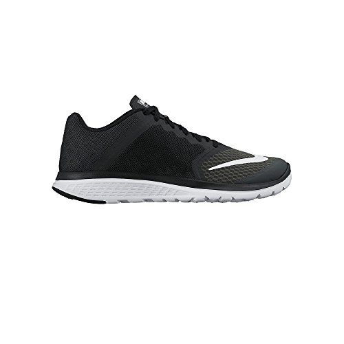 Nike – Wmns FS Lite Run 3 – 807145001 – Color: Black-White –