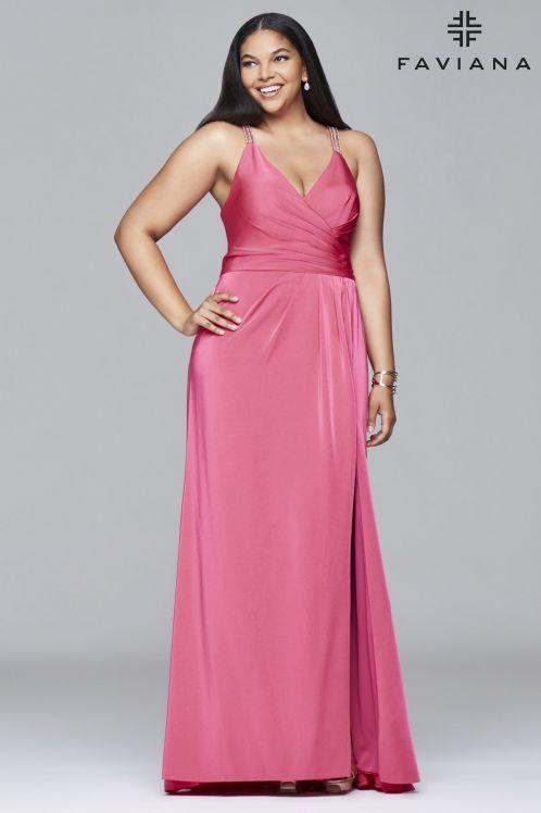12 best XXL gowns images on Pinterest | Vestidos de noche, Vestidos ...