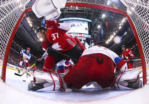 IIHF slightly upgrades odds NHL players will be in Olympics