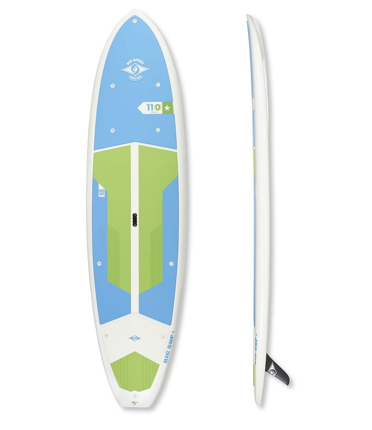 Bic Ace-Tec Performer Cross Adventure Stand Up Paddle Board 11'