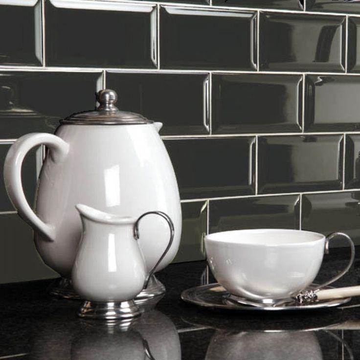 Kitchen Tiles Black And White 28 best kitchen wall tiles images on pinterest   kitchen wall