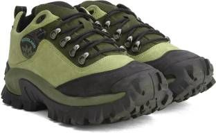 Woodland Leather Outdoor Shoes