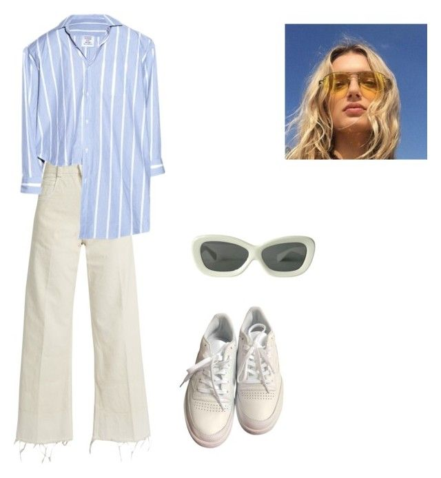 """""""Untitled #208"""" by charlottemartin ❤ liked on Polyvore featuring Rachel Comey, Vetements and Reebok"""