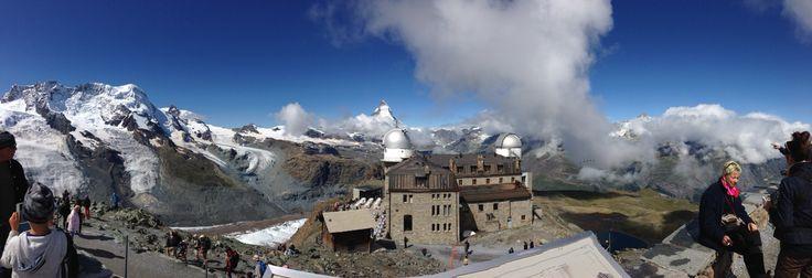View from Gornergrat