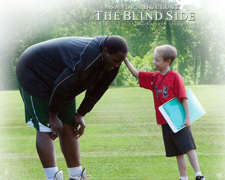 The Blind Side - Official Trailer [HD]