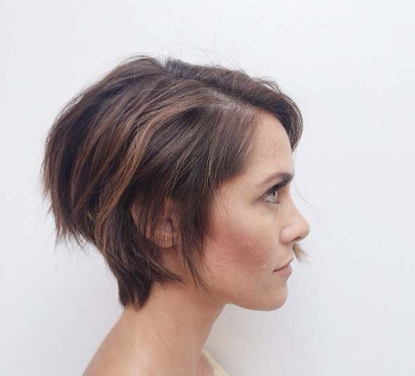 Long pixie haircuts