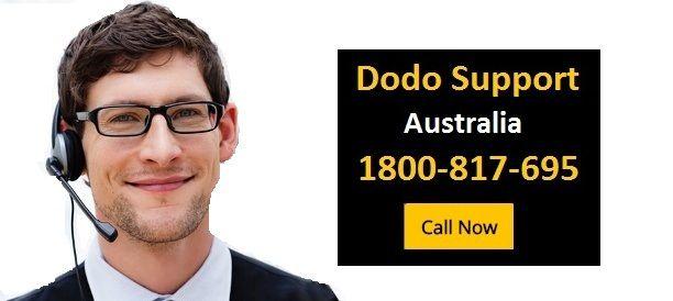 Dodo Technical Support in Australia 1800-817-695