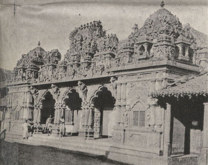Hindu pagoda / Gáspár Ferencz