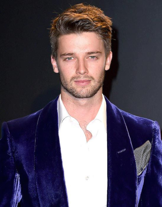 Patrick Schwarzenegger during Tom Ford Autumn / Winter 2015 Womenswear Collection...