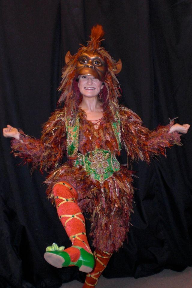84 Best Images About Jungle Book Costume Ideas On  sc 1 st  Meningrey & King Louie Costume Jungle Book - Meningrey
