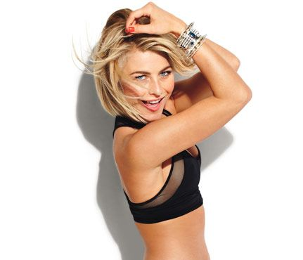 Julianne Hough's Secrets to Happiness: The Safe Haven hottie and former Dancing With the Stars champ dishes about targeting that problem area where you thighs meet your ass, boyfriend Ryan Seacrest and more. Plus, steal Julianne's workout and see behind-the-scenes footage at her SELF photo shoot!