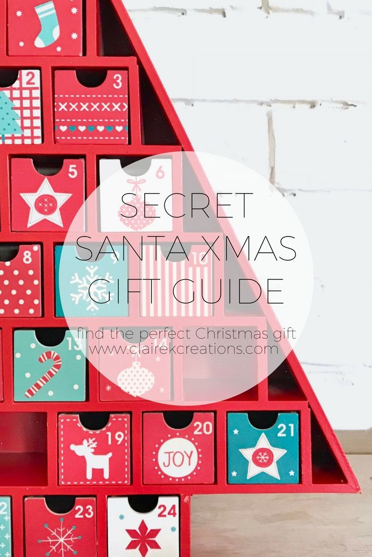 The ultimate Christmas gift guide for Secret Santa ideas under $30