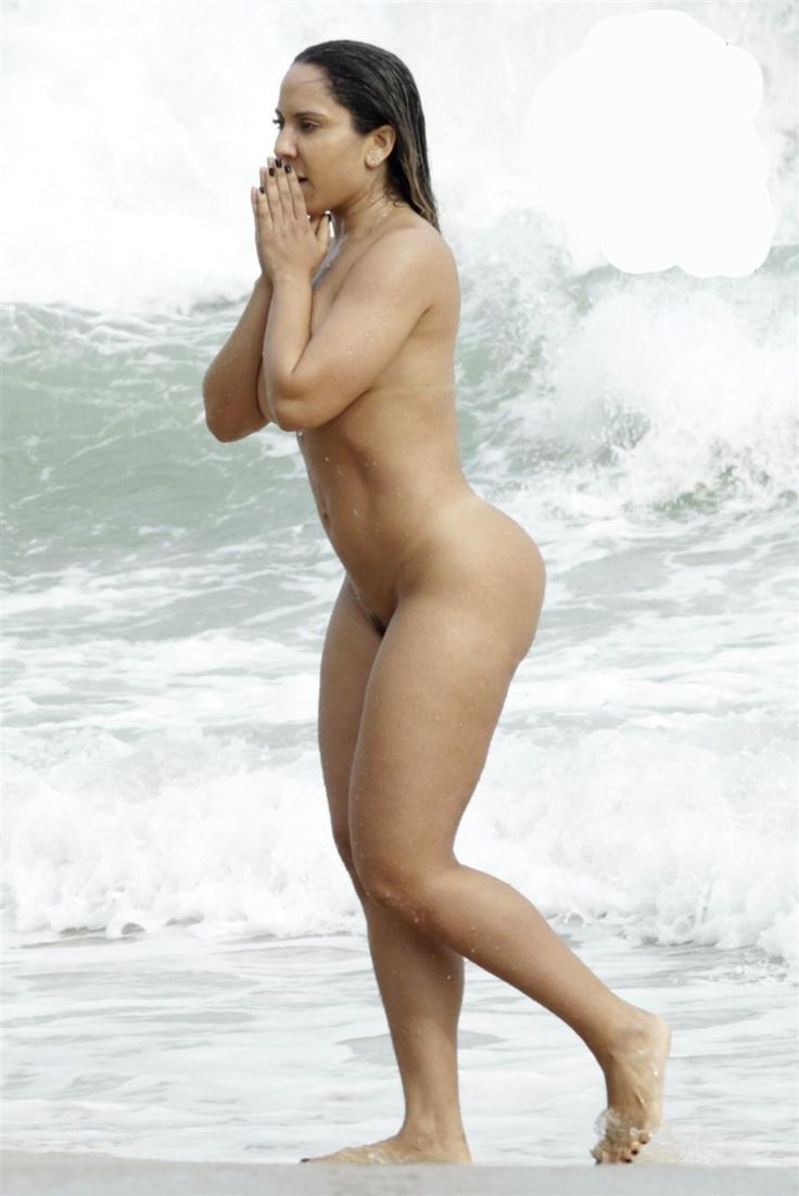 Renata frisson nude beach