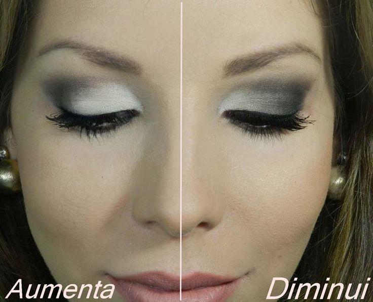 tipos de maquiagem para olhos passo a passo - Pesquisa Google