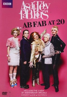 DVD Boxed Set: Jennifer Saunders, Joanna Lumley: Absolutely Fabulous - Ab Fab At 20 - 20th Anniversary Specials #gifts #holidays #Christmas