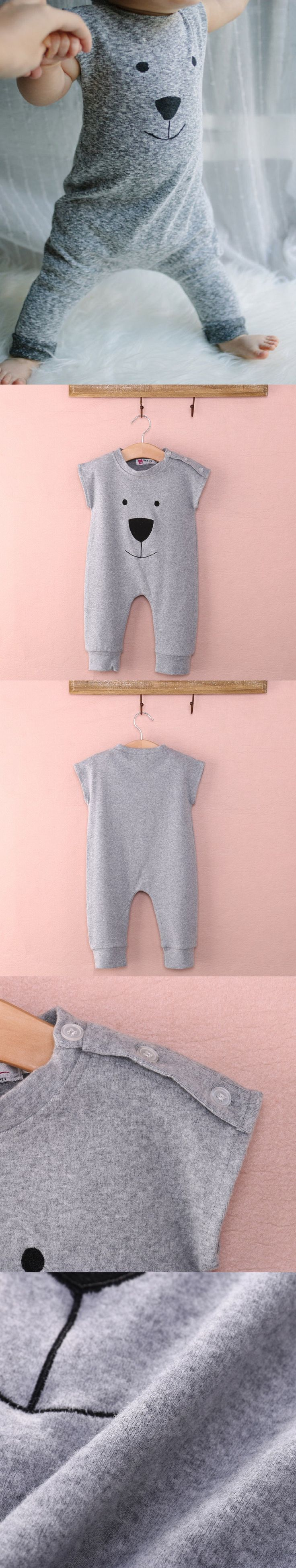 Baby Rompers Newborn Baby Clothes Infant Jumpsuit Animals Printed Next Body Baby Custome Winter Overall Wear
