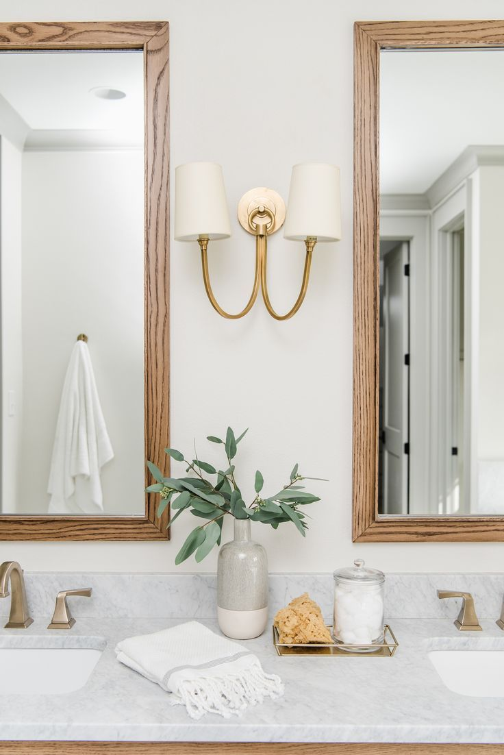 Magnolia Design Construction Master Bathroom Chip Joanna