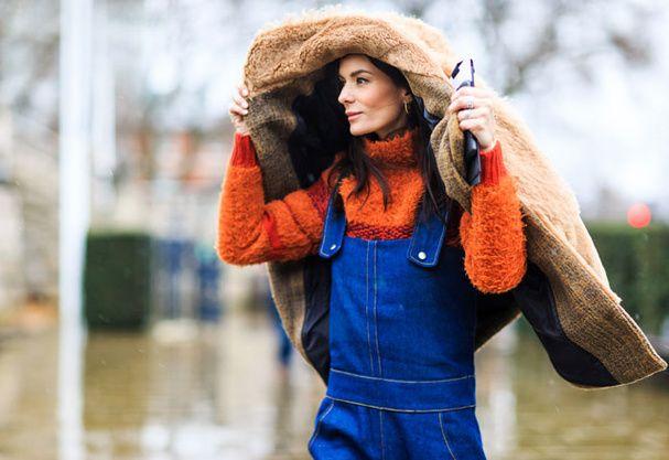 Streetlook in London - #FW15-16 #Streetstyle #FashionWeek #Londres #Fashion