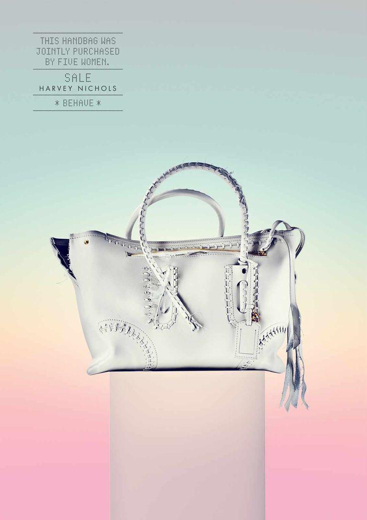 Harvey Nichols: Behave, Handbag