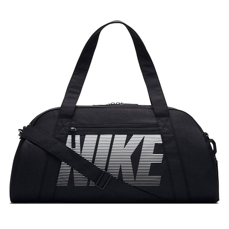 Women's Nike Gym Club Duffel Bag, Black
