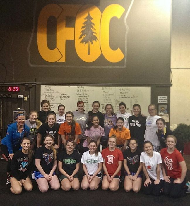 How Girls Lacrosse Does Preseason .. Lacrossfit at Crossfit Oregon City | High School | READ MORE  http://ochspioneers.org/content/how-girls-lacrosse-does-preseason-lacrossfit-crossfit-oregon-city