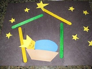 109 best oh holy night religious christmas activities for Christian christmas crafts for preschoolers