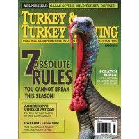 March 2013 Turkey & Turkey Hunting