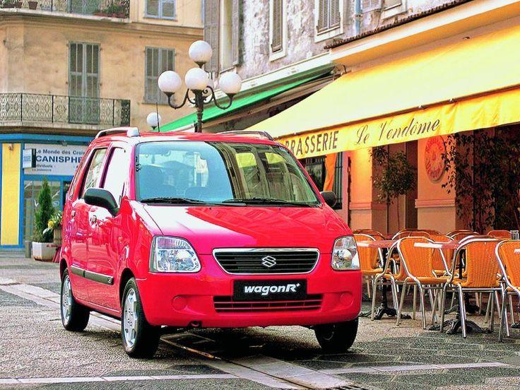 Nice Suzuki 2017: Suzuki Wagon R+... Check more at http://24cars.top/2017/suzuki-2017-suzuki-wagon-r/