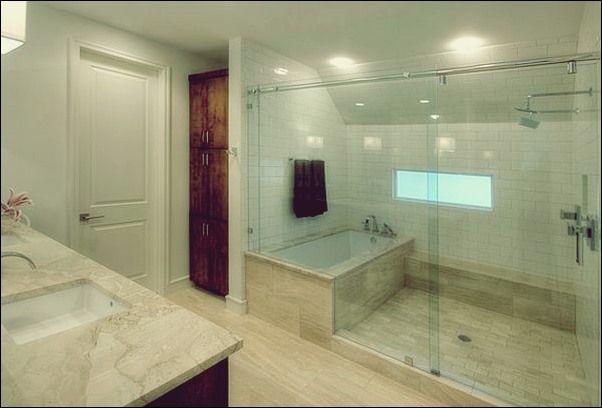 Wie Sie die Wanne-Dusche-Kombination für Ihr Badezimmer ...