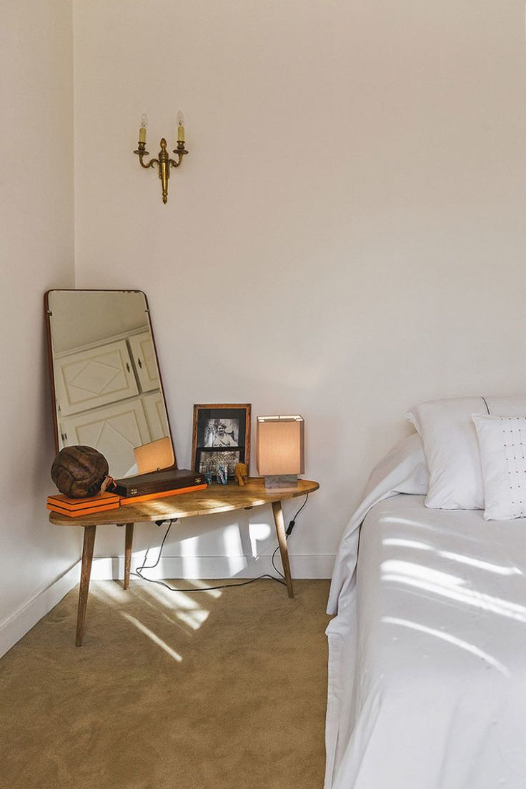 vintage interior inspiration | bedroom | lovely in…