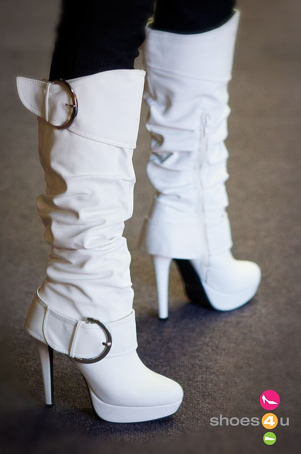 Wild_Rose_Gilly-20_Buckle_Knee_High_Slouchy_Boot_(White)