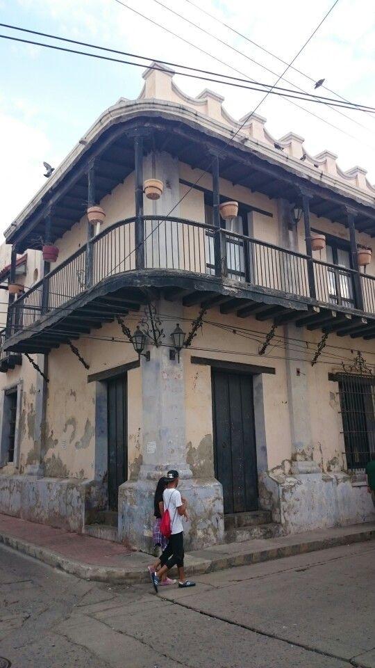 Casco histórico de Santa Marta