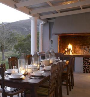Villas and Hotels for Africa - Die Laaitjie Robertson