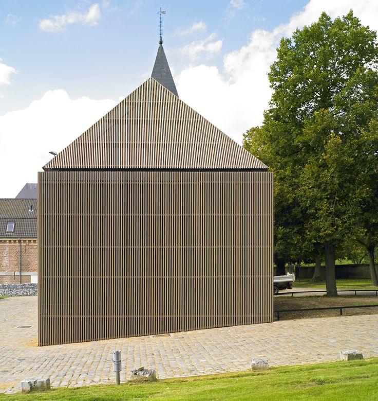 Historic and cultural centre of Alden Biesen / a2o Architecten, Loren Van Lishout