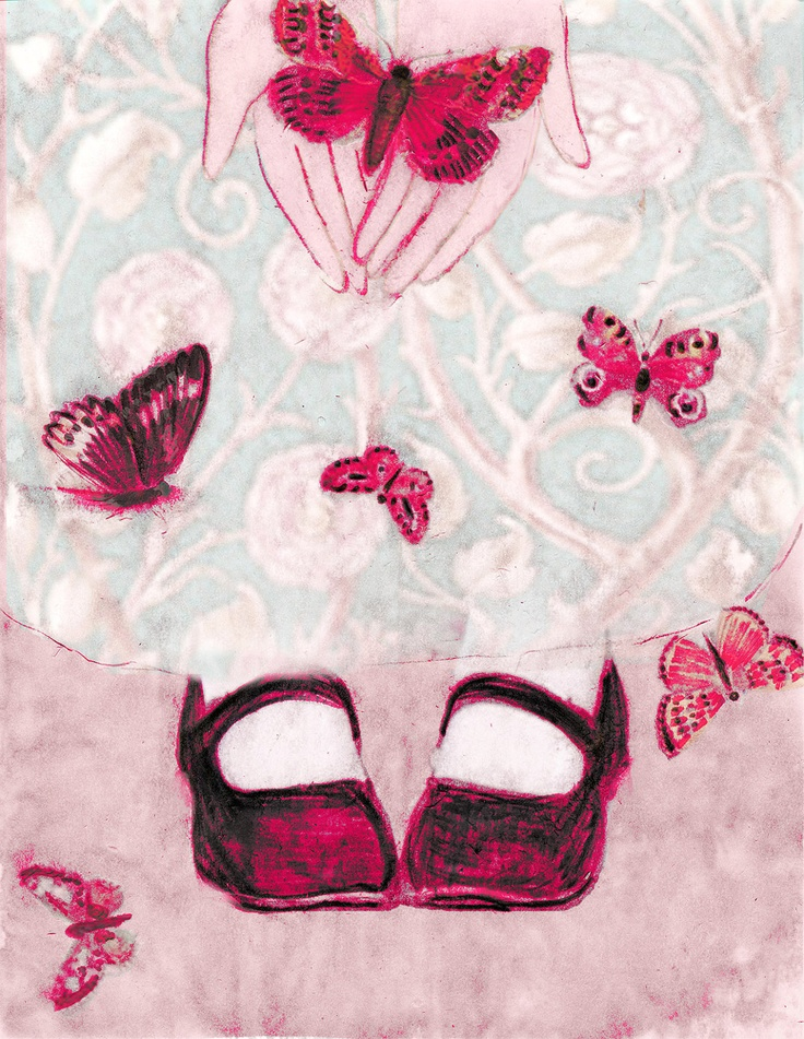 Stunning! Hello Butterfly by Hadley Hutton