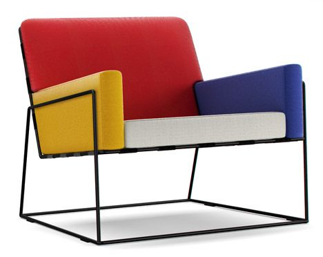 Charles Chair Composition by Marcel Wanders (https://www.pinterest.com/AnkAdesign/collection-6/)