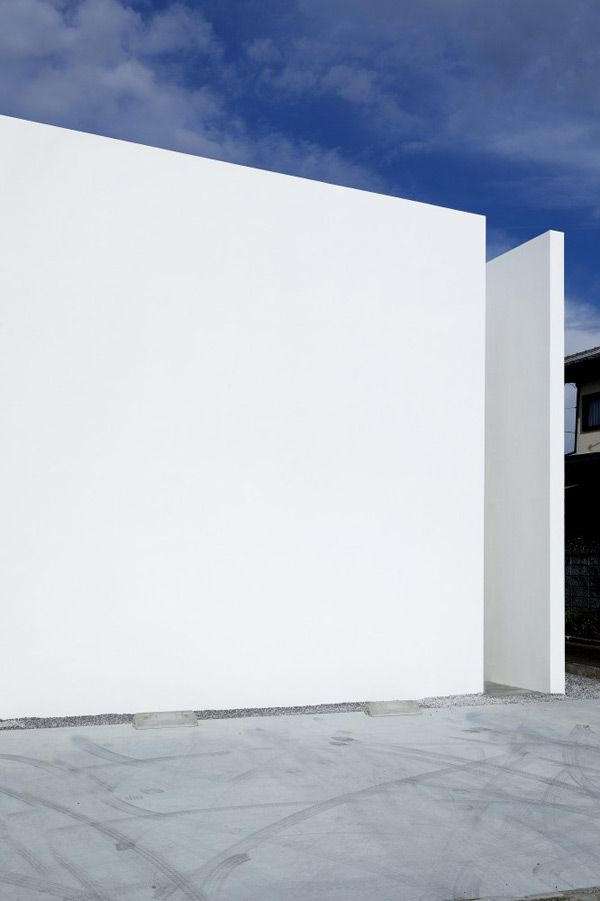 5 modern Japanese houses without windows: House-T, Tsukano Architect Office