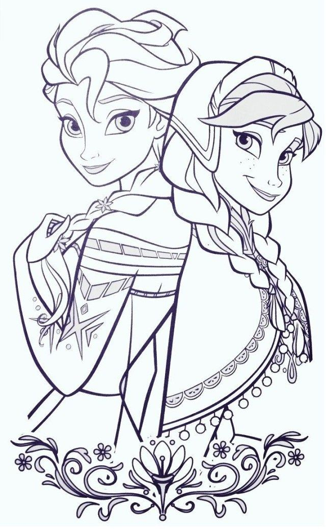 25 Elegant Photo Of Anna Coloring Pages Entitlementtrap Com Elsa Coloring Pages Princess Coloring Pages Mermaid Coloring Pages